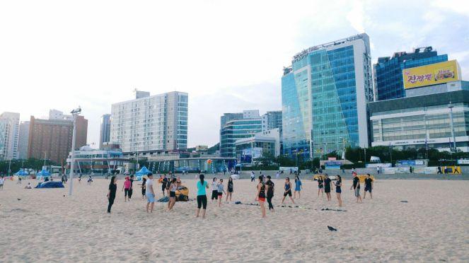 Busan_haeundae beach2